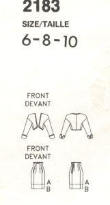 Vogue 2183 schematic