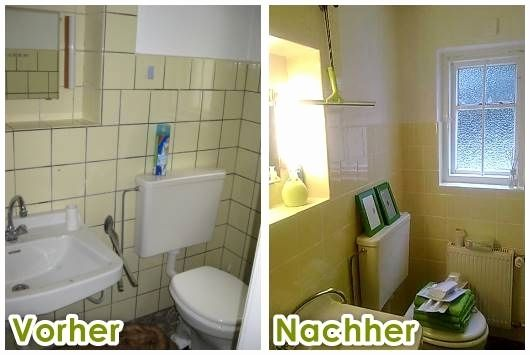Braune Fliesen Bad Verschönern Genial Stunning Altes Bad ...