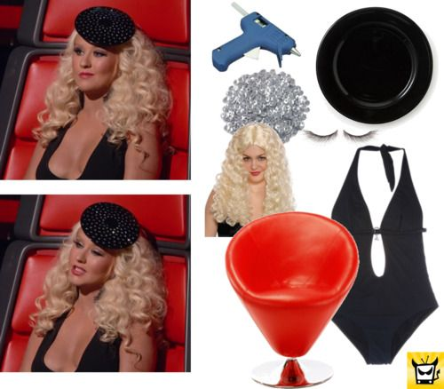 This week on Get That Look: Steal Christina Aguilera's The Voice style!