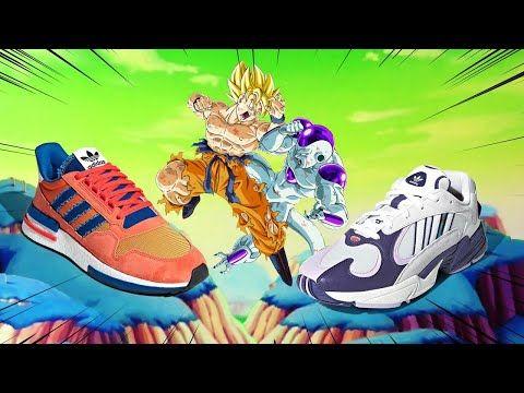 Limited Edition Adidas X Dragon Ball