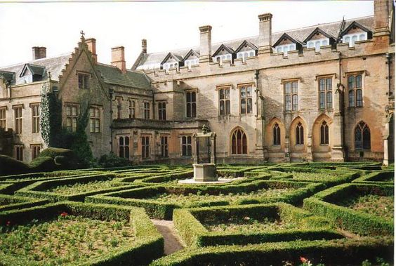 Newstead Abbey, home of Lord Byron