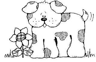 350 desenhos de animais para pintar