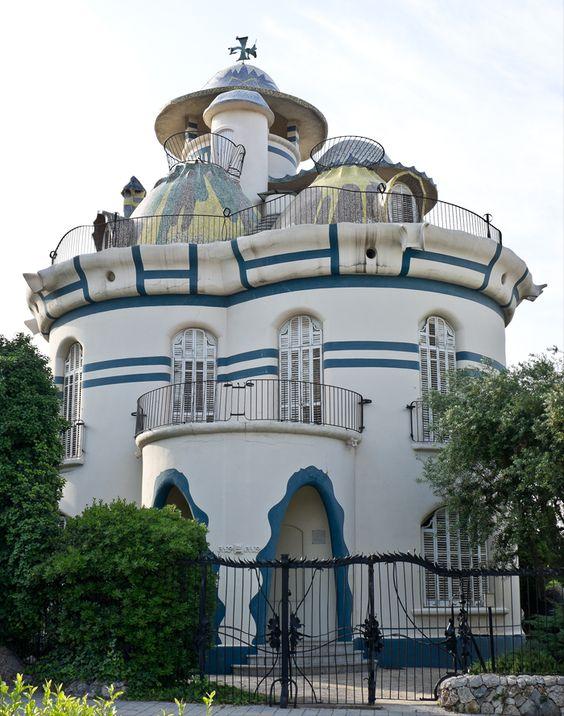 Barcelona Sant Joan Despi Torre de la Creu 1