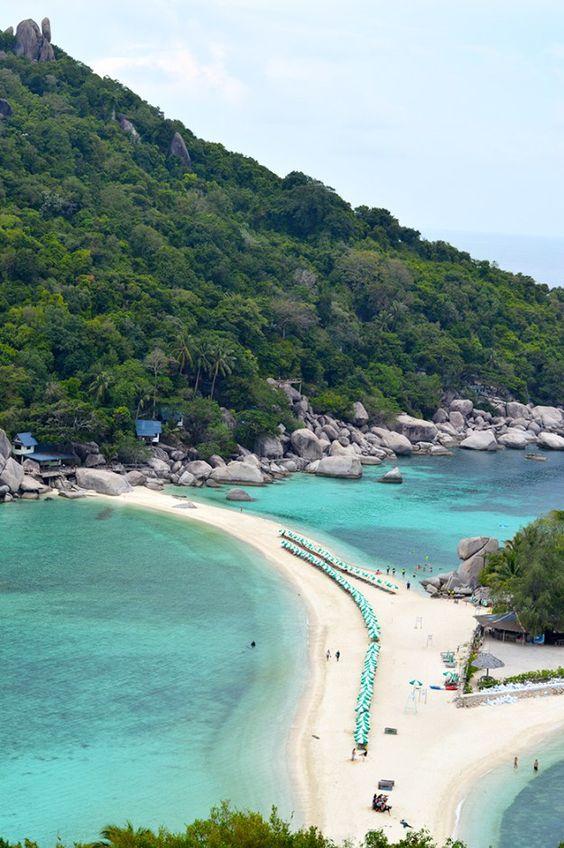 White Sand Beach, Koh Nang, Tailandia