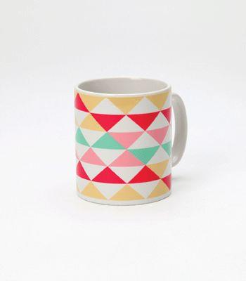 sonodesign - triangle mug