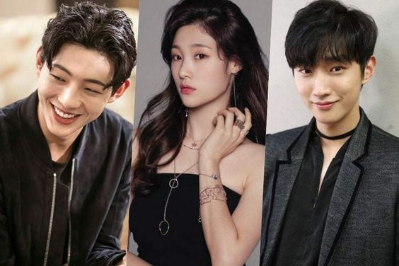 Netflix Original Starring Ji Soo, DIA's Jung Chaeyeon, And B1A4's Jinyoung Unveils First Poster