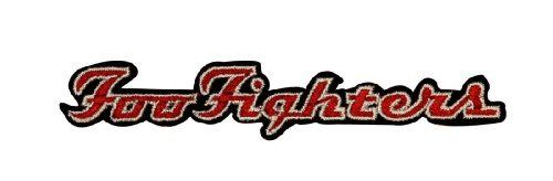 Foo Fighters Name Logo Music Band Embroidered Iron On Applique Patch, http://www.amazon.com/dp/B00JWAXCFY/ref=cm_sw_r_pi_awdm_E8V4wb1R21G1N