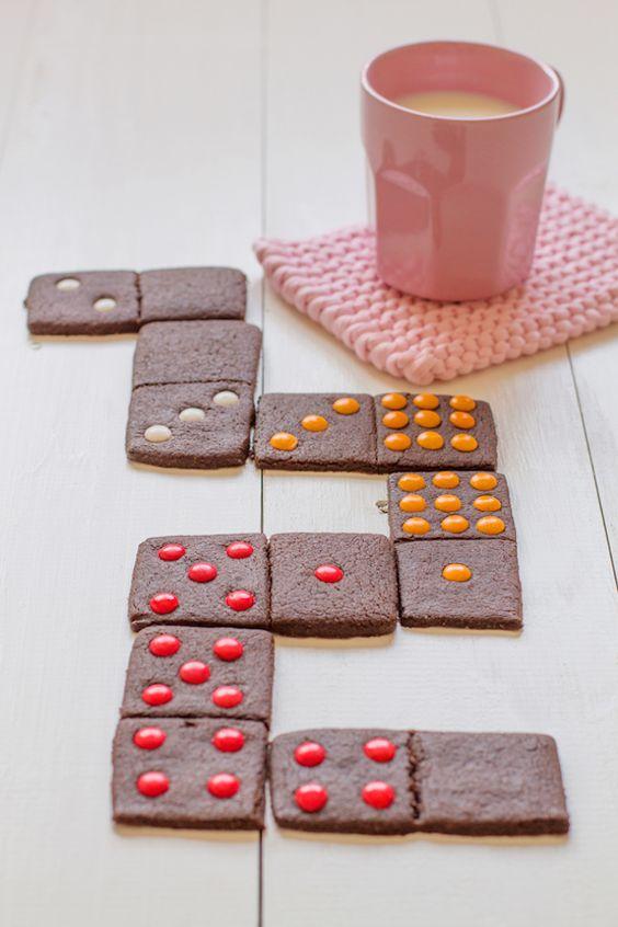 Recetas para niños: Galletas caseras de chocolate