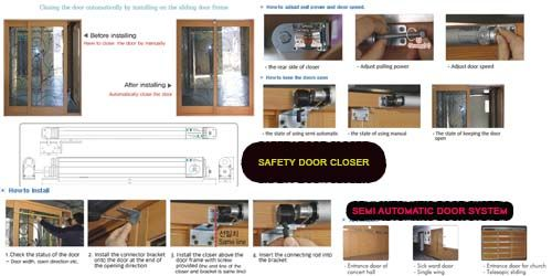 Get An Overview Of Safety Door Closer And Semi Automatic Sliding Door Operator Cortech Automatic Sliding Doors Closed Doors Sliding Doors