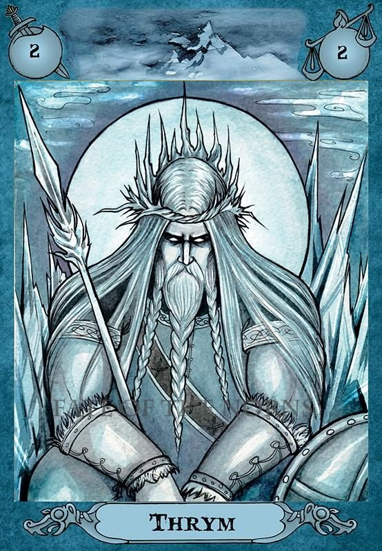 What are some Nordic myths that have thor as the main character?