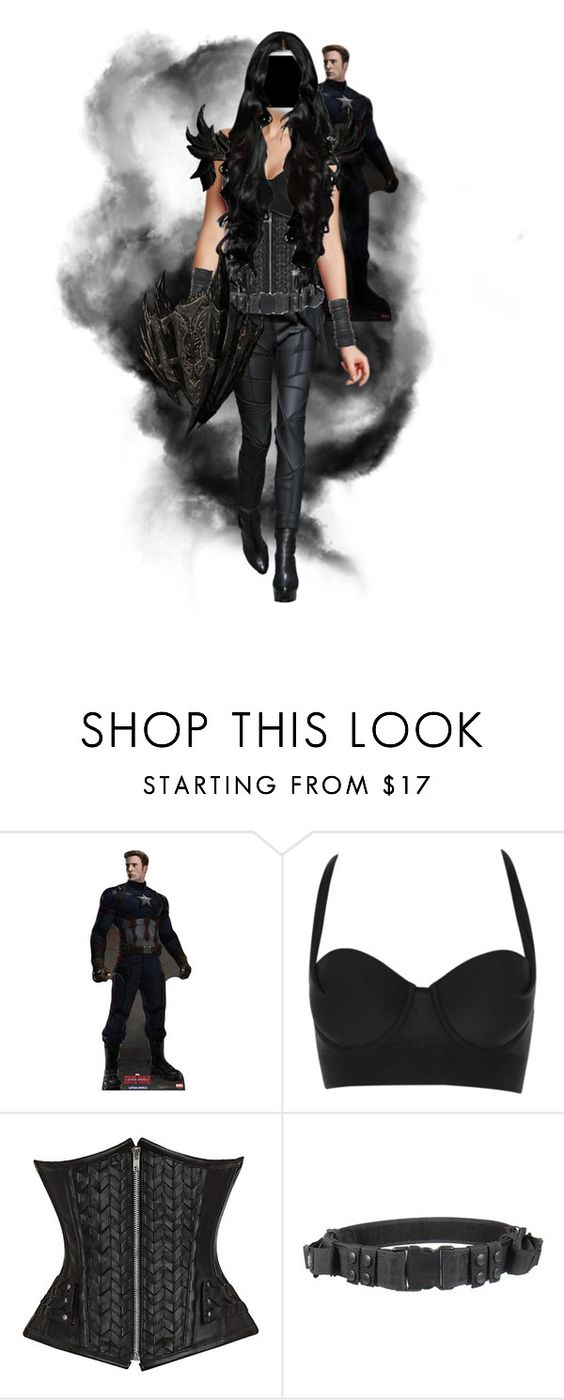"""""""Nightfall"""" by spaceemo ❤ liked on Polyvore featuring River Island"""