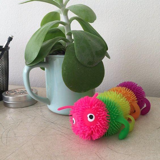 Got a little friend for my desk...