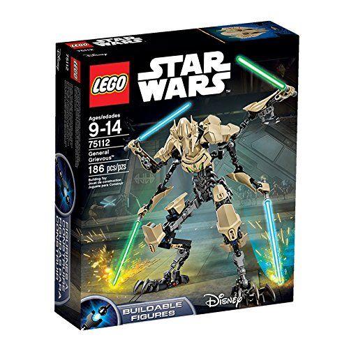 LEGO 75112 - Star Wars General Grievous: Amazon.de: Spielzeug