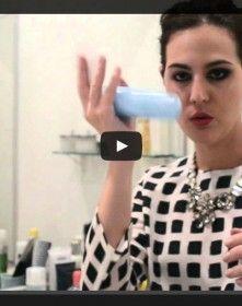 TV Beauté: removendo a maquiagem
