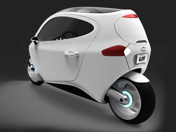 Electric Electric Scooter And Scooters On Pinterest