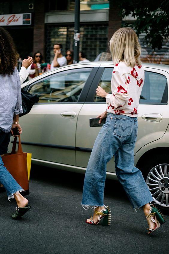 Street Style de Milan Fashion Week Primavera Verano 2017 | Galería de fotos 9 de 91 | VOGUE