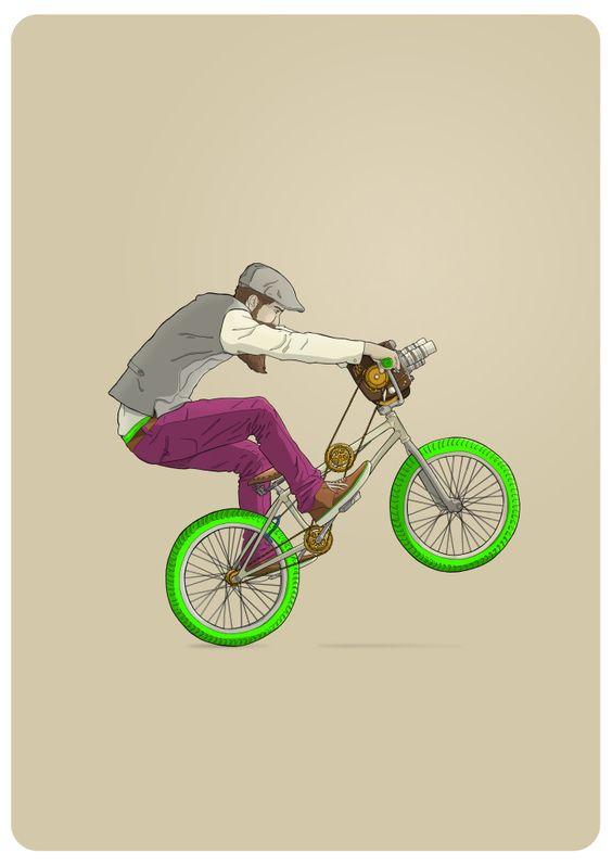 Bicicleteando 7