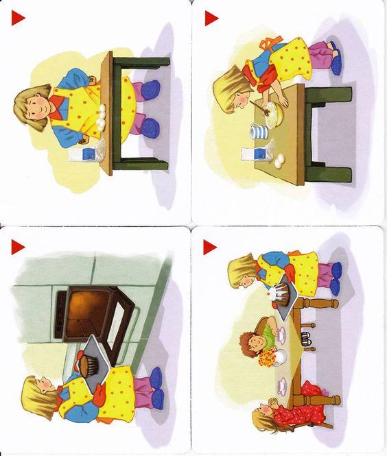 pin by bogi aros on puzzle vorschule arbeitsbl tter bewegungsgeschichte. Black Bedroom Furniture Sets. Home Design Ideas