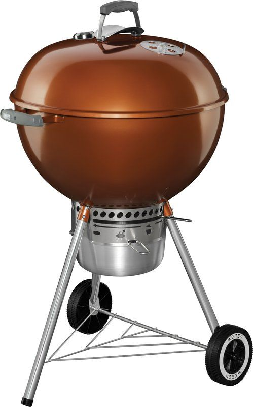Original Kettle Premium 22 Charcoal Grill With Images Charcoal Grill Charcoal Bbq Kettle Grills