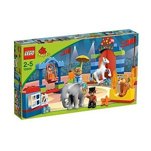 Lego Duplo My First Circus   Toys R Us mobile