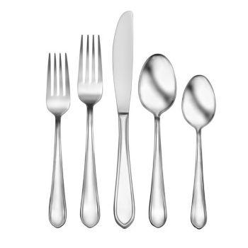 Oneida Surge 4 Stainless Dinner Forks NEW