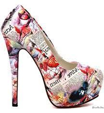 """Résultat de recherche d'images pour """"image chaussures a talon"""""""