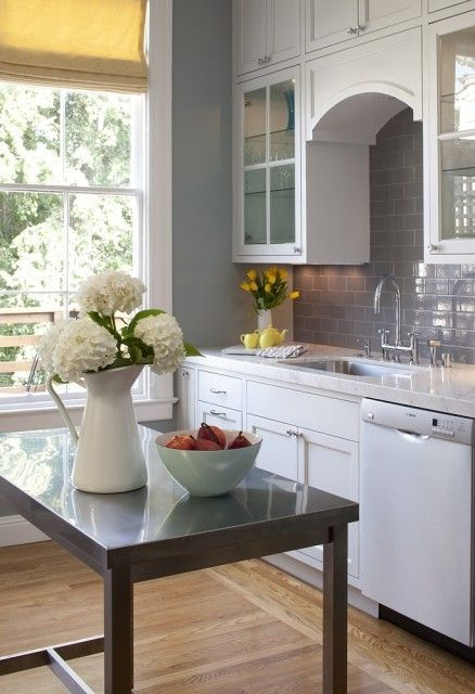 yellow and grey kitchen backsplash ideas pinterest grey subway