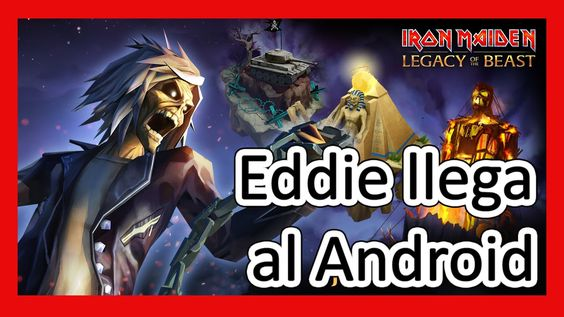 Eddie a la Batalla  -Iron Maiden Legacy of the Beast-
