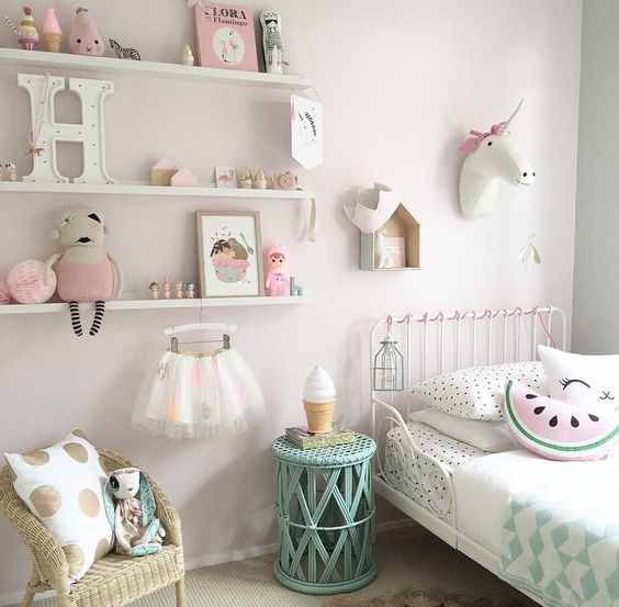 Little girls room :):