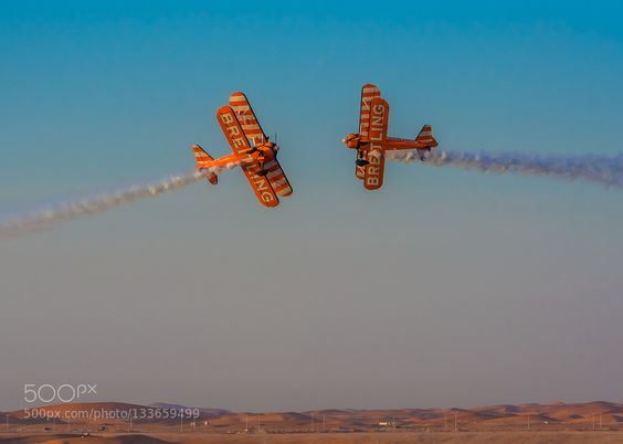 Breitling Biplanes by Hashp