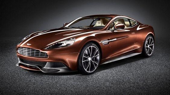 Aston Martin Vanquish ---> more insane pics after the click buddy!