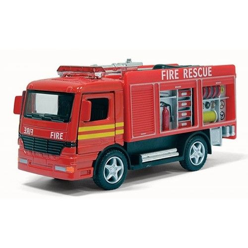 Camión De Bomberos Rescue Fire Engine Camion De Bomberos Bomberos Tracción Trasera