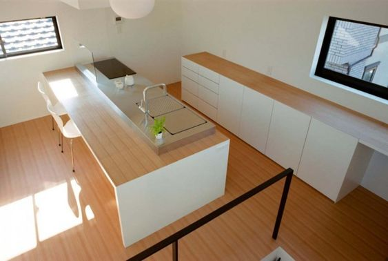 Easy Ways to Make Japanese Kitchen Design: Modern Minimalist Japanese Kitchen Design ~ Kitchen Inspiration