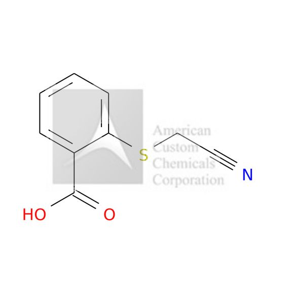 2-[(CYANOMETHYL)THIO]BENZOIC ACID is now  available at ACC Corporation