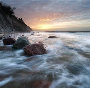Baltic stones by Mariuszbrcz