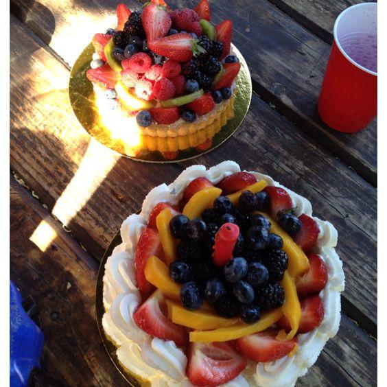 Yum Whole Foods Cake Fruit Tart And Fruit Cake Yum