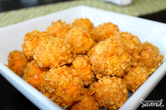 Cheesy Buffalo Chicken Poppers   Something to be Savored