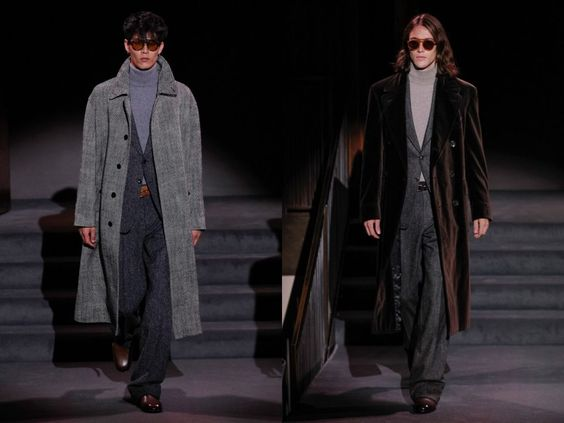 """Nova York: TOM FORD Inverno 2016 """