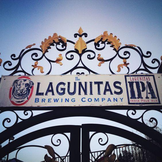 Lagunitas Brewery Petaluma Tour