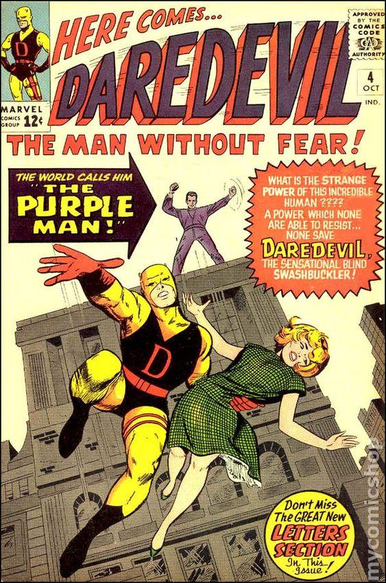 Daredevil Vol 1 - #4