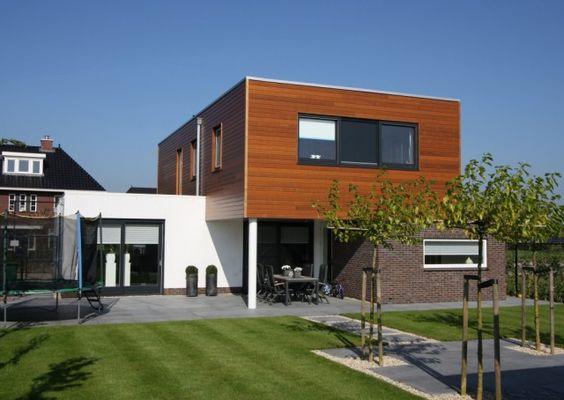 huis 12 modern onze huizen presolid home cataloguswoning modern pinterest modern en