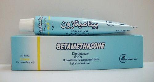بيتاميثازون كريم لعلاج الالتهابات والحكة الجلدية Betamethasone Cream Pharmacy Medicine Cream Toothpaste