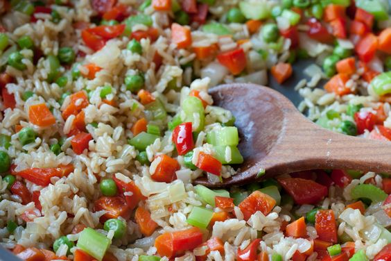 Gallo Pinto - Costa Rican rice and beans