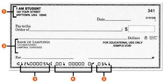 Foundationsdigital How To Write A Check In 2020 Writing Student Math
