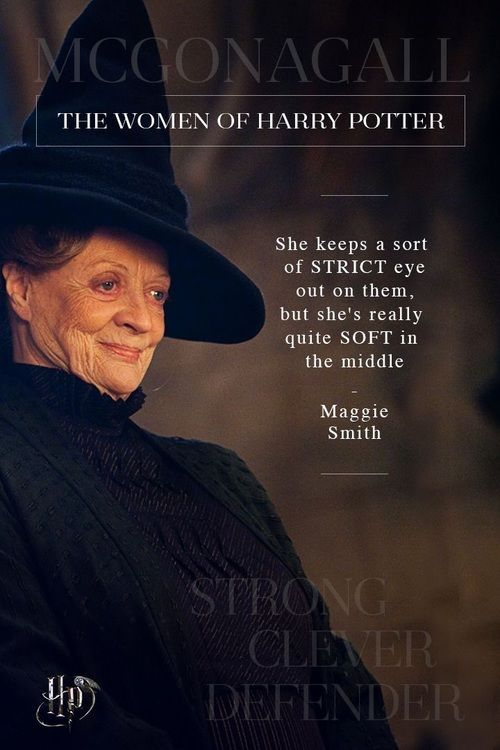Image Discovered By H3llo Find Images And Videos About Harry Potter Maggie Smith And Professo Harry Potter Characters Harry Potter Girl Harry Potter Pictures