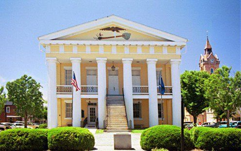 Haunted History Of Newberry Sc Ghosts And Other Paranormal