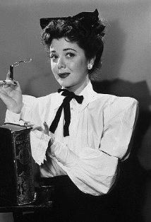 Ann Rutherford (Born Nov 2, 1920)...