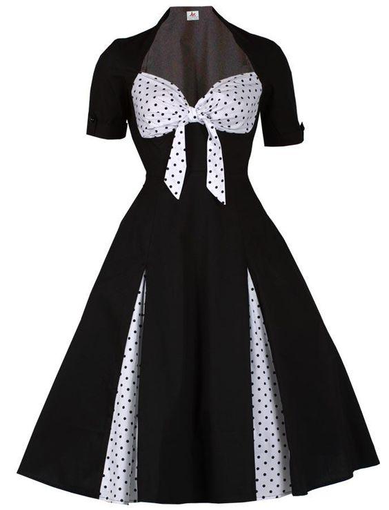 rockabilly clothes | Dot Polka Swing - Rockabilly Clothing - Online Shop für Rockabillies ...