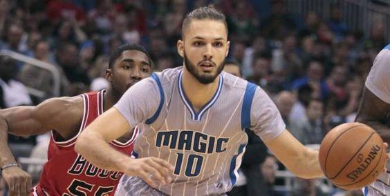Basket - NBA - Evan Fournier impatient de prolonger son contrat avec Orlando