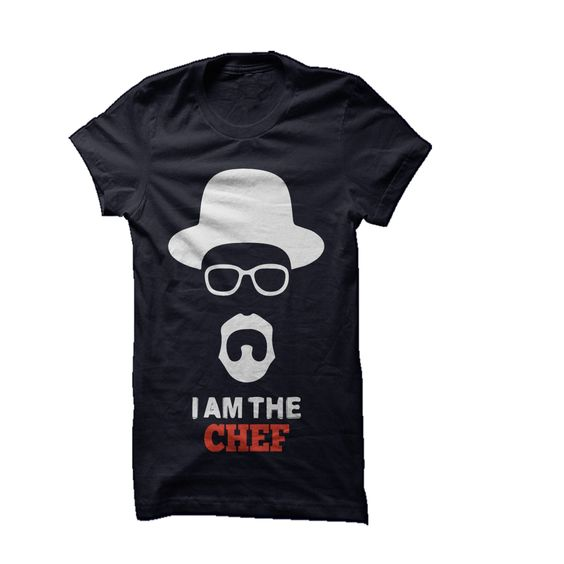 I AM THE CHEF T-Shirts, Hoodies. CHECK PRICE ==► https://www.sunfrog.com/Movies/I-AM-THE-CHEF.html?id=41382